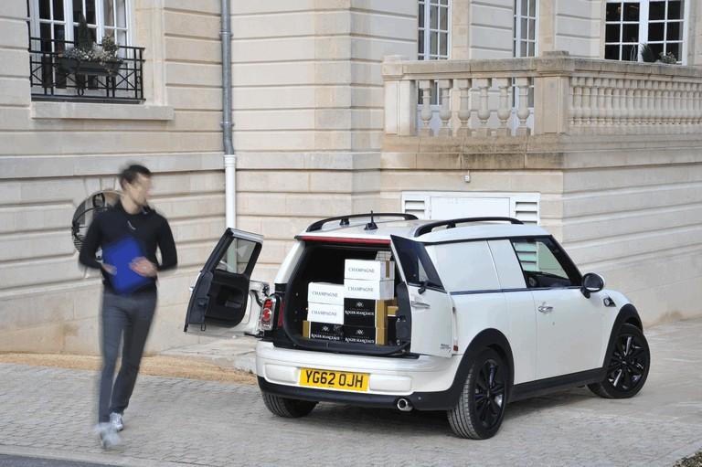 2013 Mini Clubvan Cooper D - UK version 379407