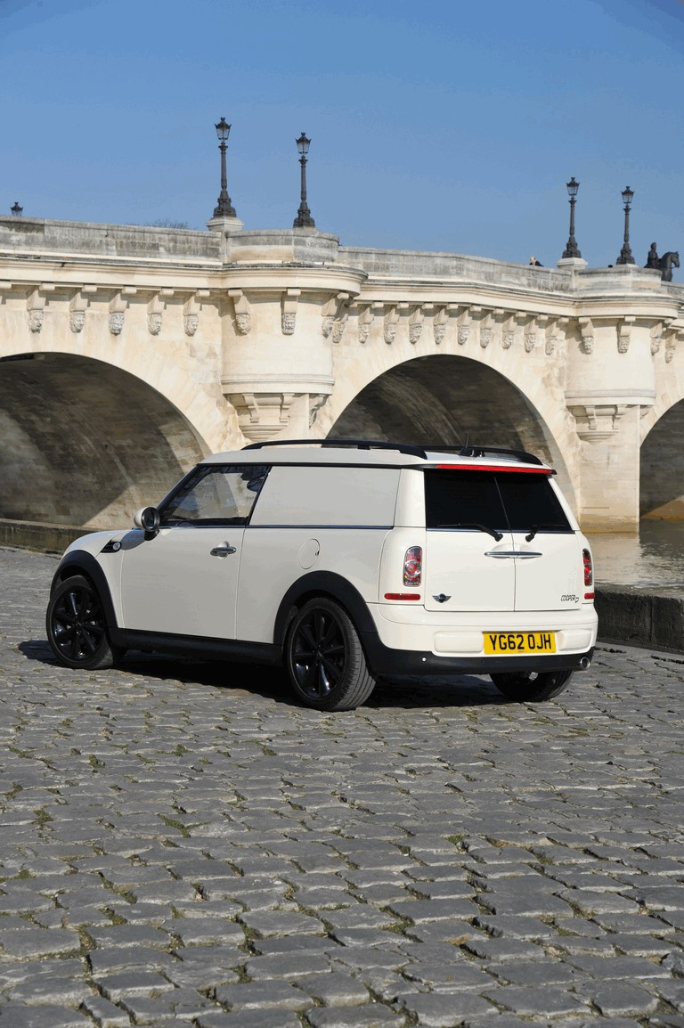 2013 Mini Clubvan Cooper D - UK version 379413