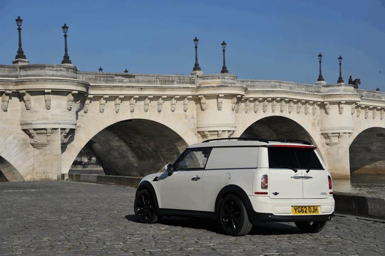2013 Mini Clubvan Cooper D - UK version 379415