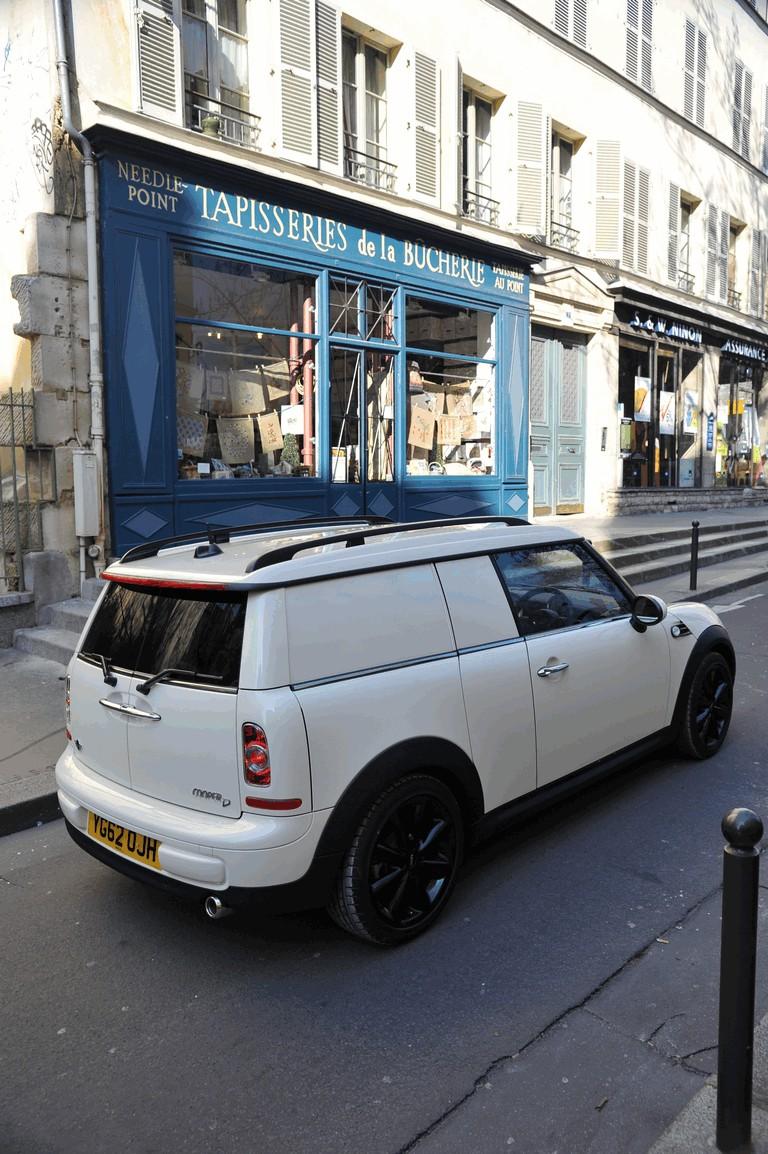 2013 Mini Clubvan Cooper D - UK version 379432