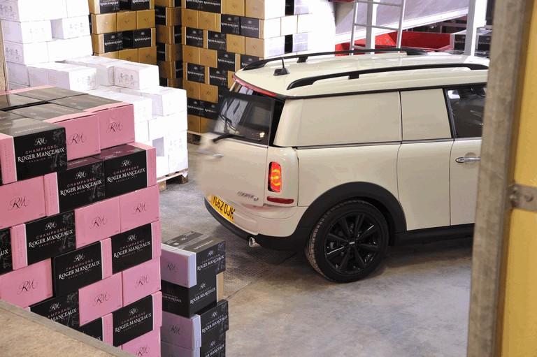 2013 Mini Clubvan Cooper D - UK version 379443