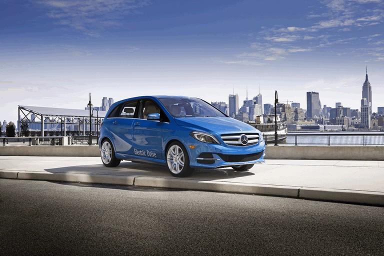 2013 Mercedes-Benz B-klasse ( W246 ) Electric Drive 379533
