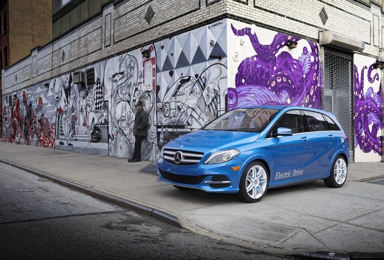 2013 Mercedes-Benz B-klasse ( W246 ) Electric Drive 379537
