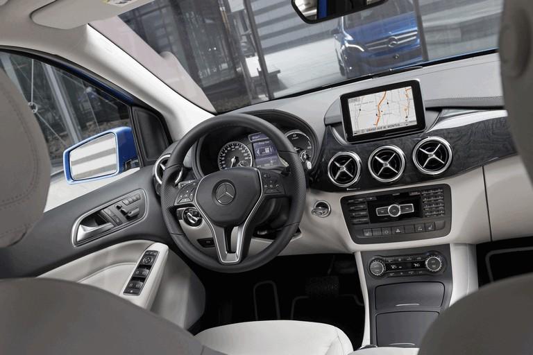 2013 Mercedes-Benz B-klasse ( W246 ) Electric Drive 379541