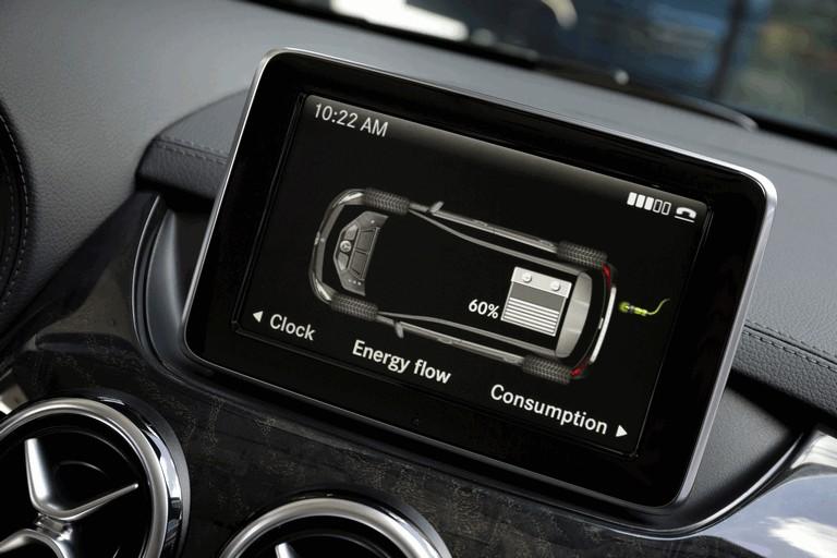 2013 Mercedes-Benz B-klasse ( W246 ) Electric Drive 379542