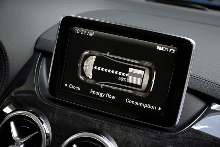 2013 Mercedes-Benz B-klasse ( W246 ) Electric Drive 379543