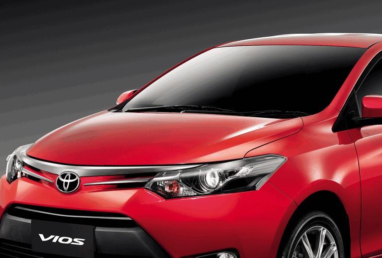 2014 Toyota Vios 379670