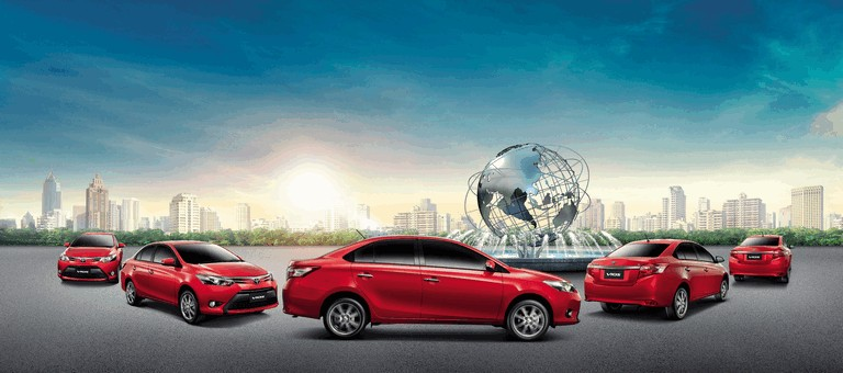 2014 Toyota Vios 379675