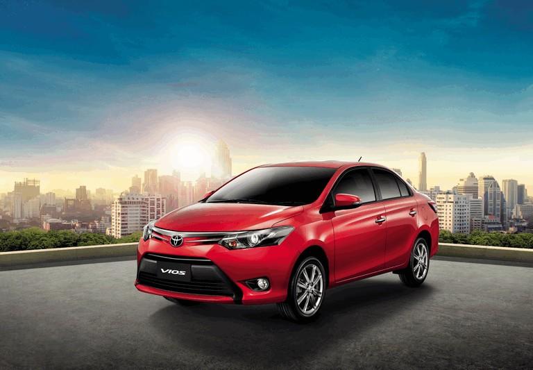 2014 Toyota Vios 379676
