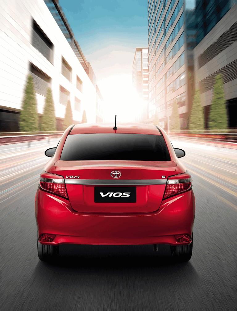 2014 Toyota Vios 379678