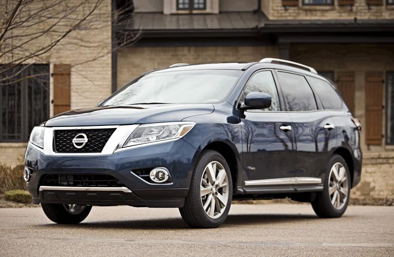 2014 Nissan Pathfinder Hybrid 379750