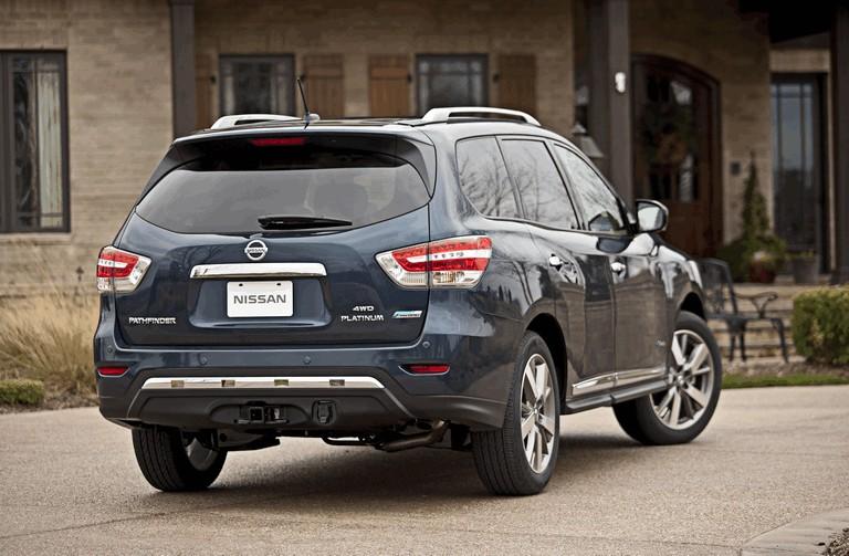 2014 Nissan Pathfinder Hybrid 379752