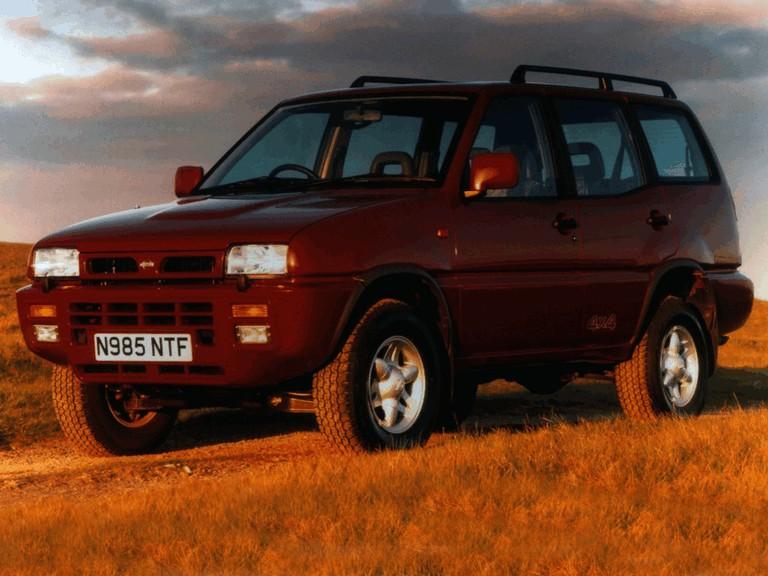 1993 Nissan Terrano II ( R20 ) 5-door - UK version 380072