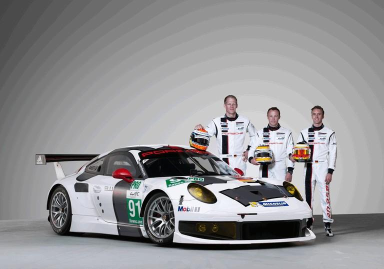 2013 Porsche 911 ( 991 ) RSR 380196