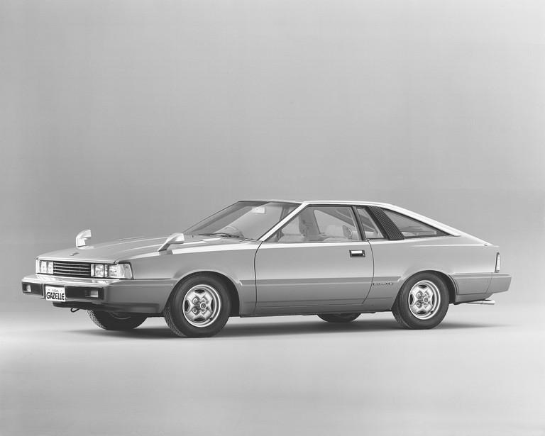 1981 Nissan Gazelle ( S110 ) Hatchback Turbo XE-II 380981