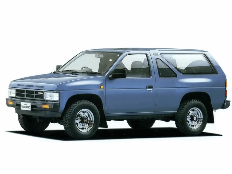1987 Nissan Terrano ( R3M WBYD21 ) 2-door 380827