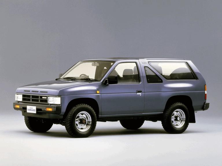 1987 Nissan Terrano ( R3M WBYD21 ) 2-door 380828