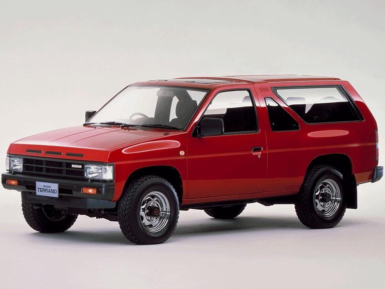 1987 Nissan Terrano ( R3M WBYD21 ) 2-door 380830