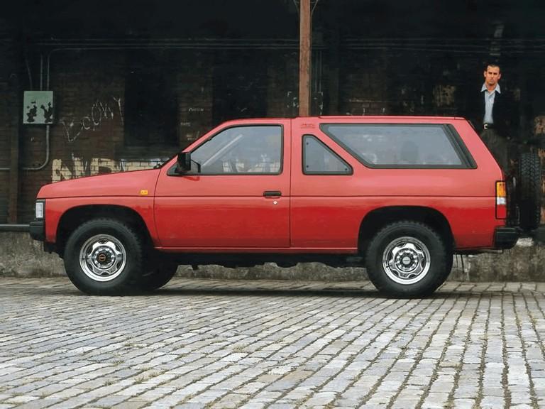 1987 Nissan Terrano ( R3M WBYD21 ) 2-door 380831