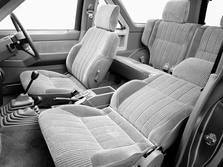 1987 Nissan Terrano ( R3M WBYD21 ) 2-door 380837