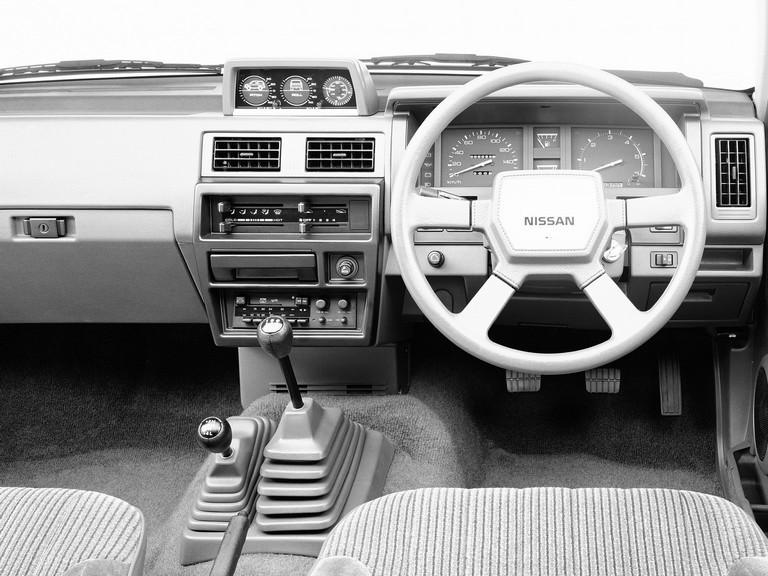 1987 Nissan Terrano ( R3M WBYD21 ) 2-door 380838