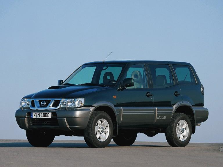 1999 Nissan Terrano II ( R20 ) 5-door 380995