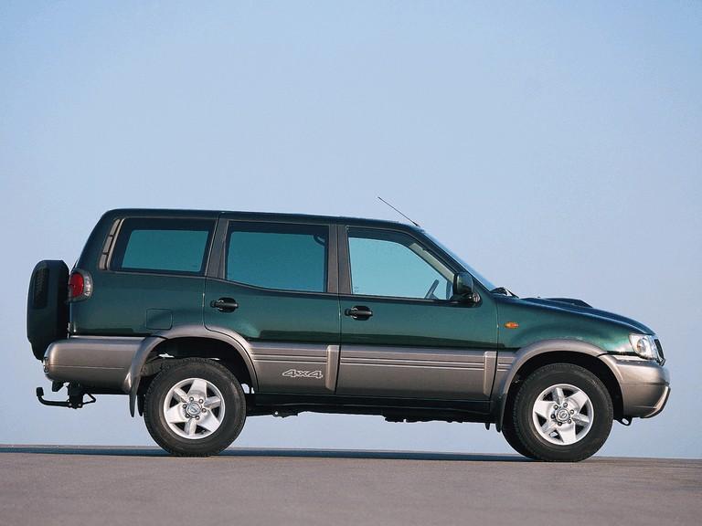 1999 nissan terrano ii ( r20 ) 5-door #380996 - best