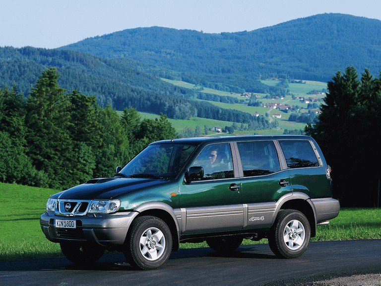 1999 Nissan Terrano II ( R20 ) 5-door 381005