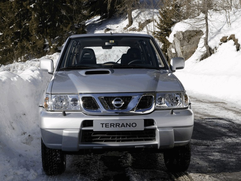 1999 Nissan Terrano II ( R20 ) 5-door 381008