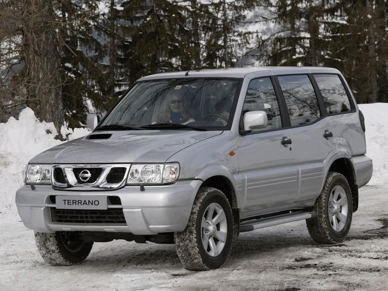 1999 Nissan Terrano II ( R20 ) 5-door 381014