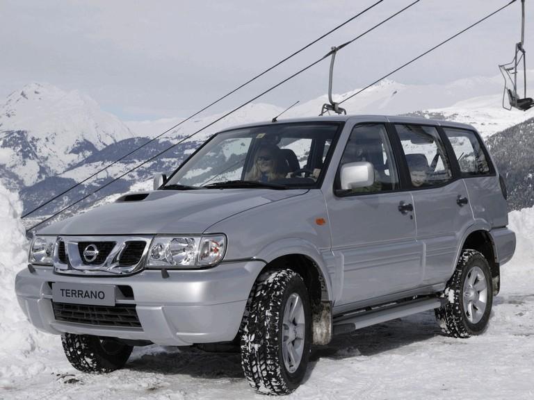 1999 Nissan Terrano II ( R20 ) 5-door 381016