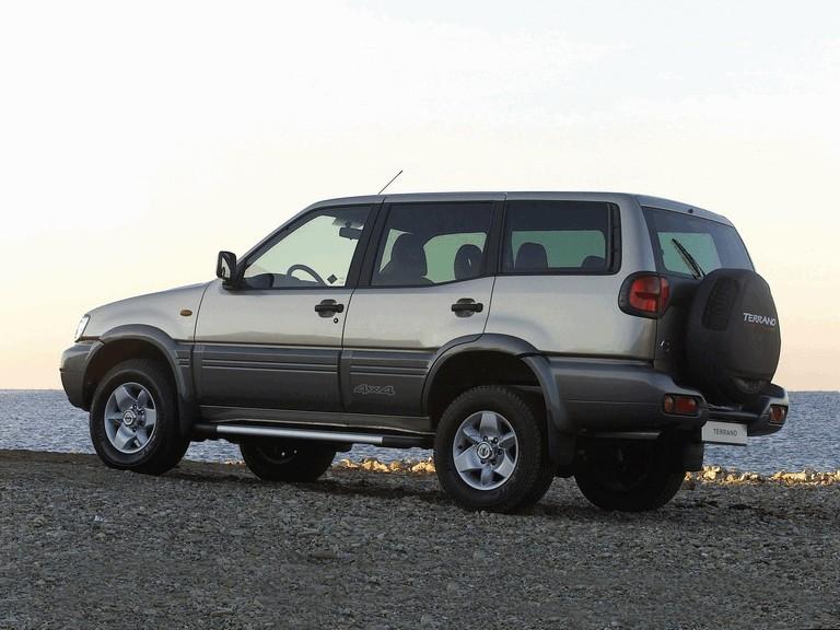 1999 Nissan Terrano II ( R20 ) 5-door 381020