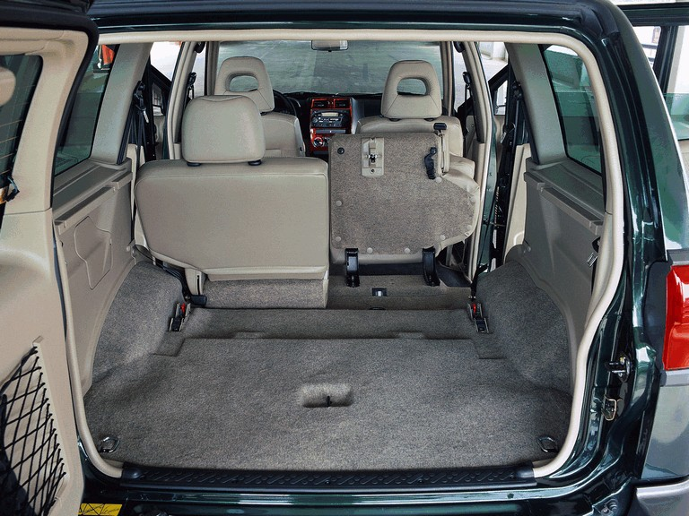1999 Nissan Terrano II ( R20 ) 5-door 381022