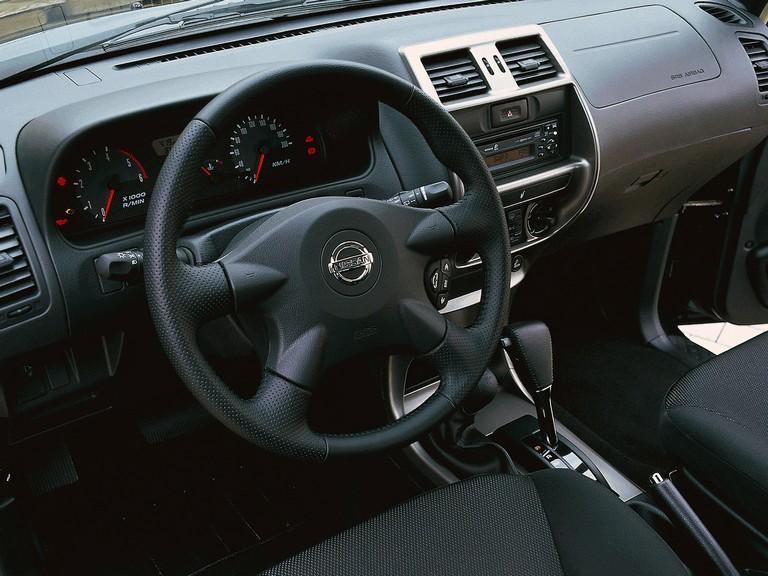 1999 Nissan Terrano II ( R20 ) 5-door 381023