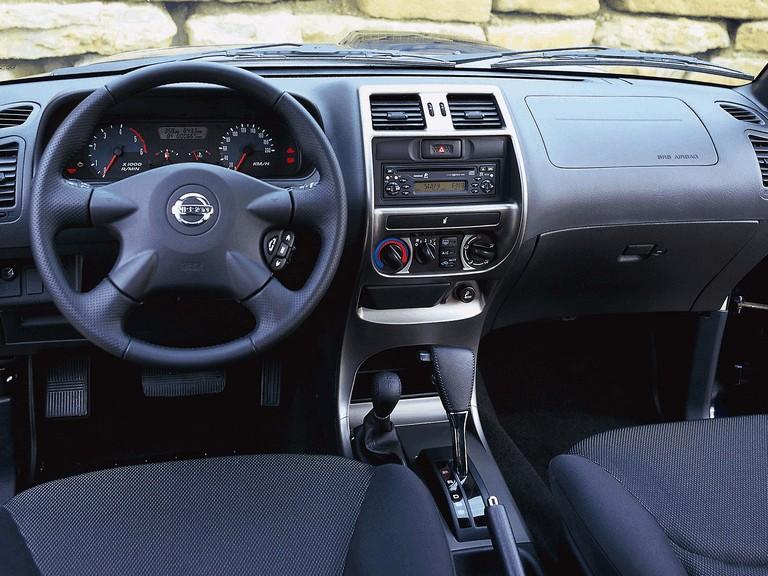 1999 Nissan Terrano II ( R20 ) 5-door 381024