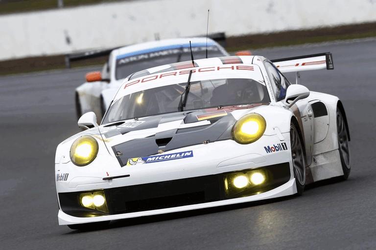 2013 Porsche 911 ( 991 ) RSR - WEC - Silverstone 381788