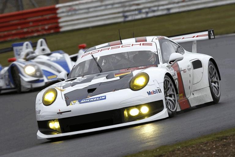 2013 Porsche 911 ( 991 ) RSR - WEC - Silverstone 381789