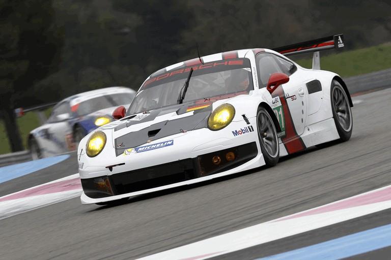 2013 Porsche 911 ( 991 ) RSR - WEC - Silverstone 381790