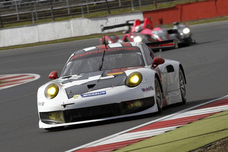 2013 Porsche 911 ( 991 ) RSR - WEC - Silverstone 381792