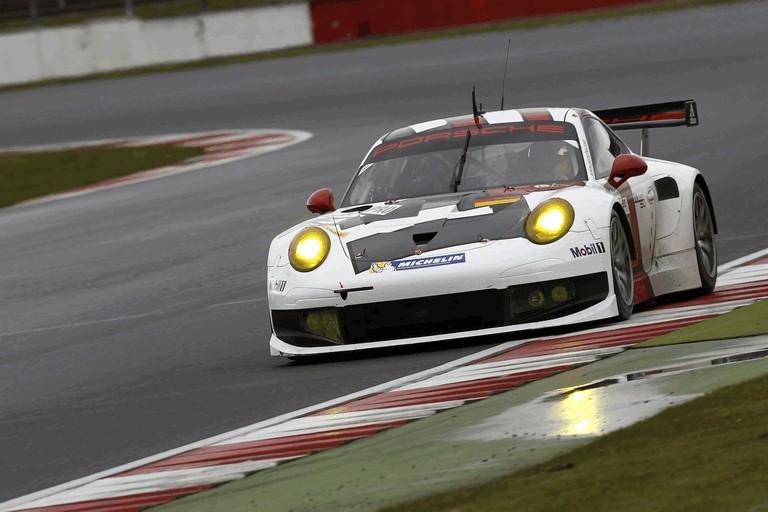 2013 Porsche 911 ( 991 ) RSR - WEC - Silverstone 381793