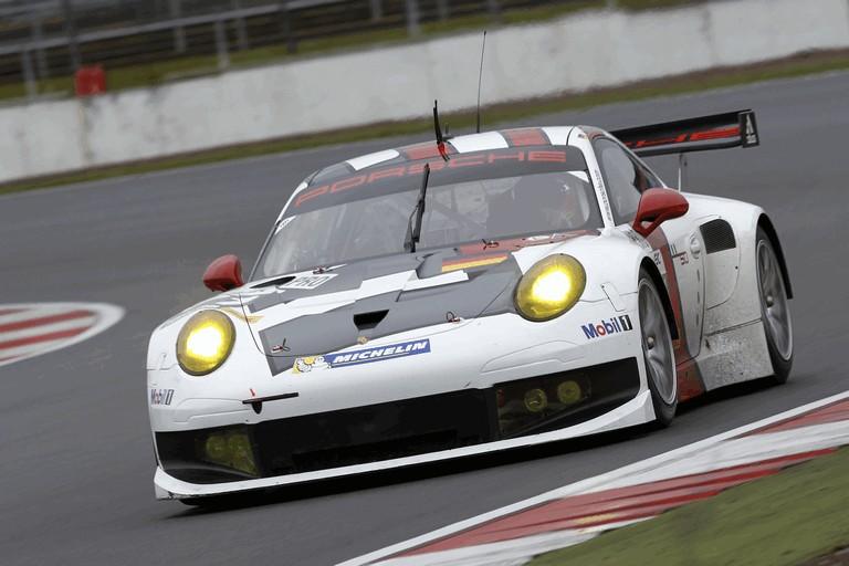 2013 Porsche 911 ( 991 ) RSR - WEC - Silverstone 381794
