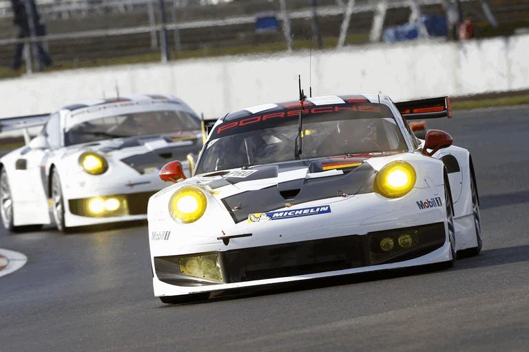 2013 Porsche 911 ( 991 ) RSR - WEC - Silverstone 381796