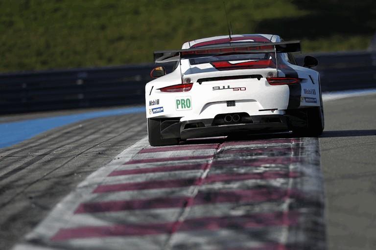 2013 Porsche 911 ( 991 ) RSR - WEC - Silverstone 381798