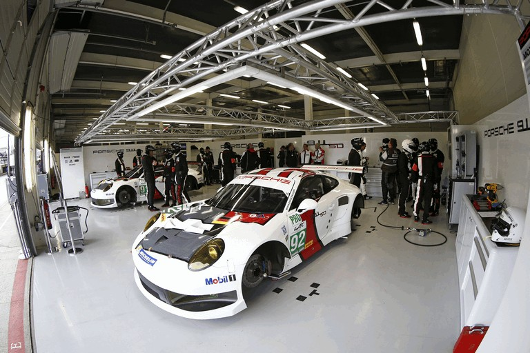 2013 Porsche 911 ( 991 ) RSR - WEC - Silverstone 381810