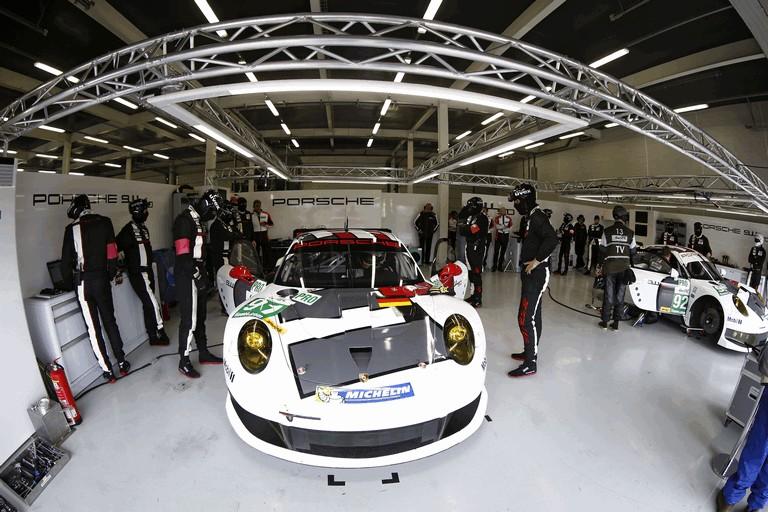 2013 Porsche 911 ( 991 ) RSR - WEC - Silverstone 381811