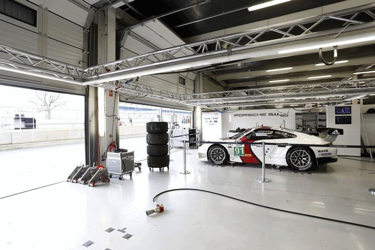 2013 Porsche 911 ( 991 ) RSR - WEC - Silverstone 381812