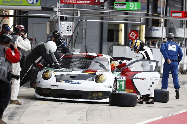 2013 Porsche 911 ( 991 ) RSR - WEC - Silverstone 381815