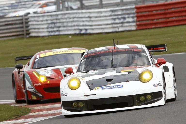 2013 Porsche 911 ( 991 ) RSR - WEC - Silverstone 381818