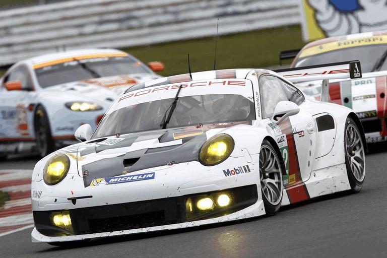 2013 Porsche 911 ( 991 ) RSR - WEC - Silverstone 381821