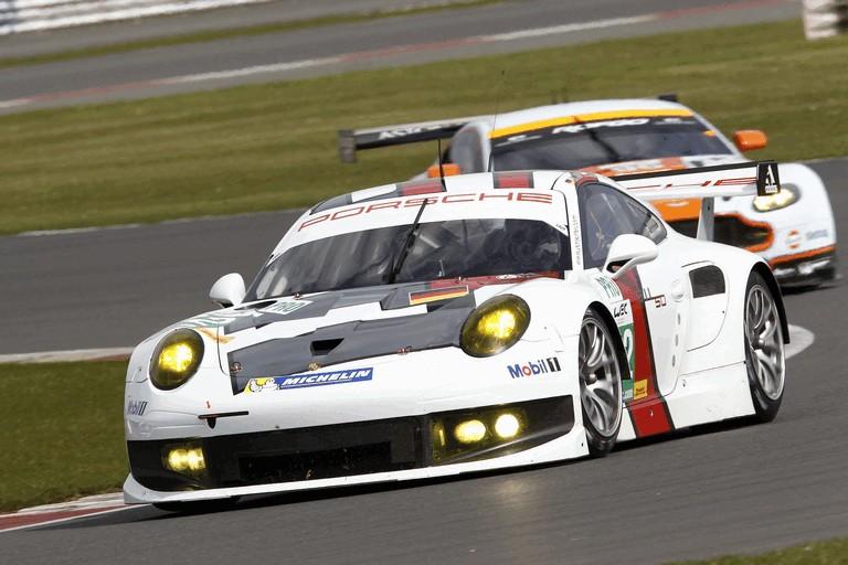 2013 Porsche 911 ( 991 ) RSR - WEC - Silverstone 381822